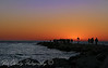 Venice Florida South Jetty sunset