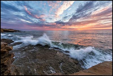 Sunset Cliffs  10SEP15