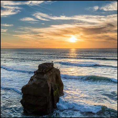 Sunset Cliffs  16JAN16