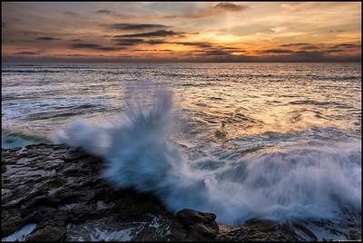 Sunset Cliffs  19MAR16