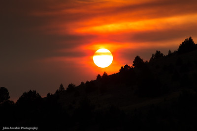 Sunset  Mountain Creek Ranch