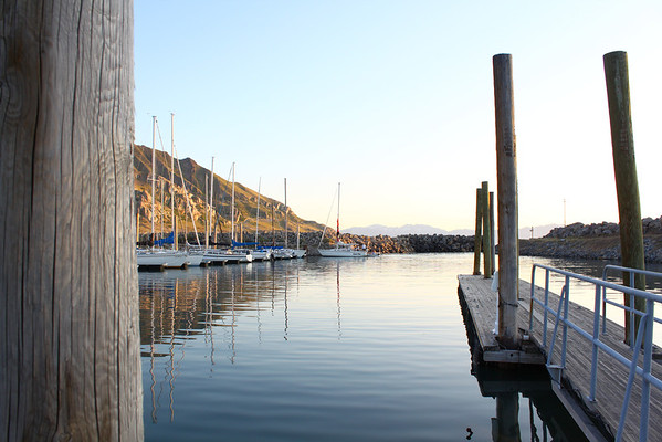 05-11-2012 - Sunset - Salt Lake Marina