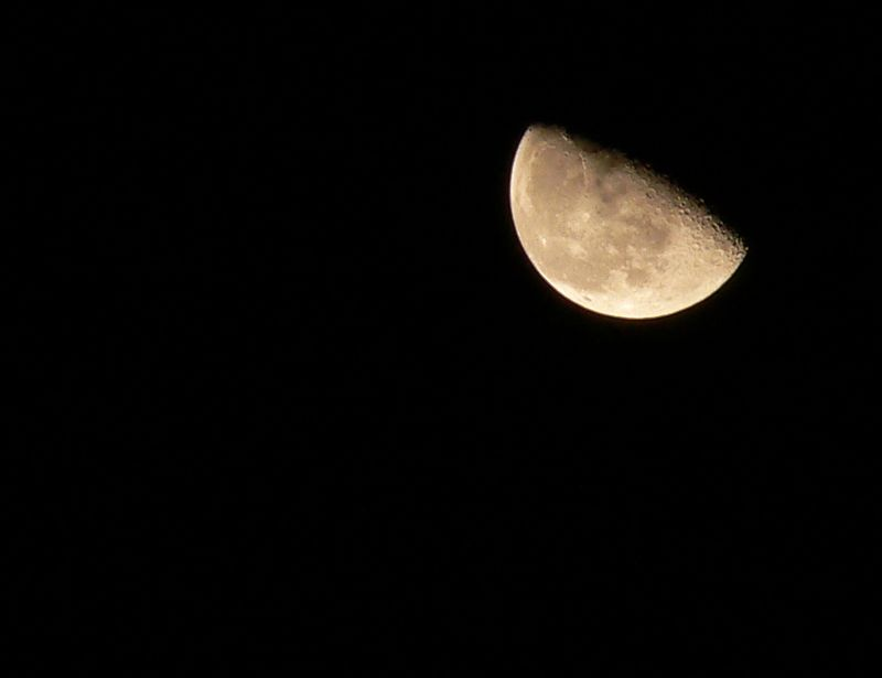 My First Moon Picture