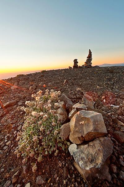 Mount Bailey part of the Cascade Range, Douglas County, Oregon.