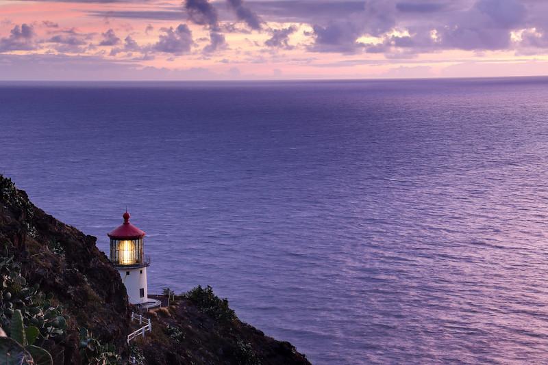 Makapu'u Lighthouse - Oahu, HI