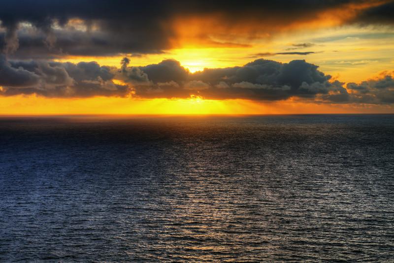 Makapu'u Point Sunrise - Oahu, HI