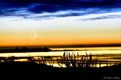 Sunset at Asilomar 2011
