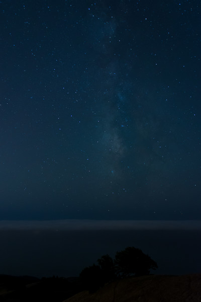 Milky Way from Mount Tamalpais