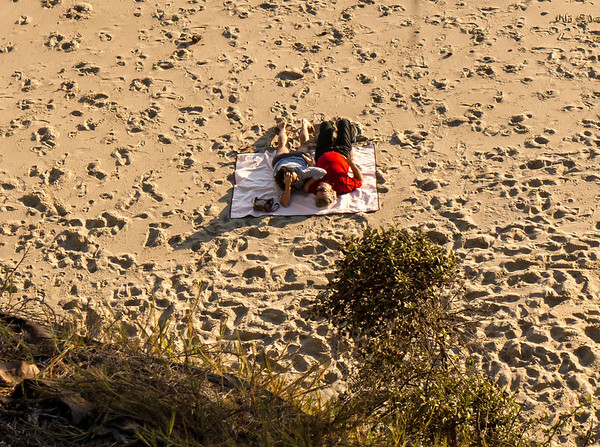 Laguna beach sunset 11-30-13