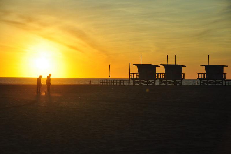 Twins, Venice Beach, CA