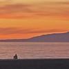 Solitary Conteplation, Venice Beach, CA