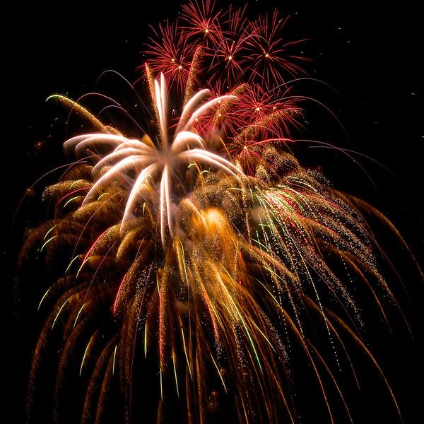 Filomi Days Fireworks