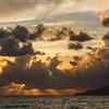 10/09/2013 – 19:24  Baia di Ponente al tramonto, Sestri Levante, Liguria, Genoa, Italy