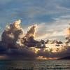 10/09/2013 – 19:28 Il Golfo del Tigullio al tramonto. Sestri Levante, Liguria, Genoa Italy