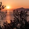 21/08/2013 – 20:09 Tramonto da Punta Manara, Sestri Levante, Liguria, Genoa Italy