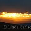 Vermont Mt Sunset