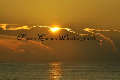 Sunrise in Vero Beach - July 2009
