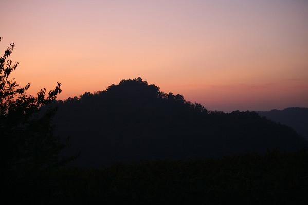 Sunsets - Tramonti