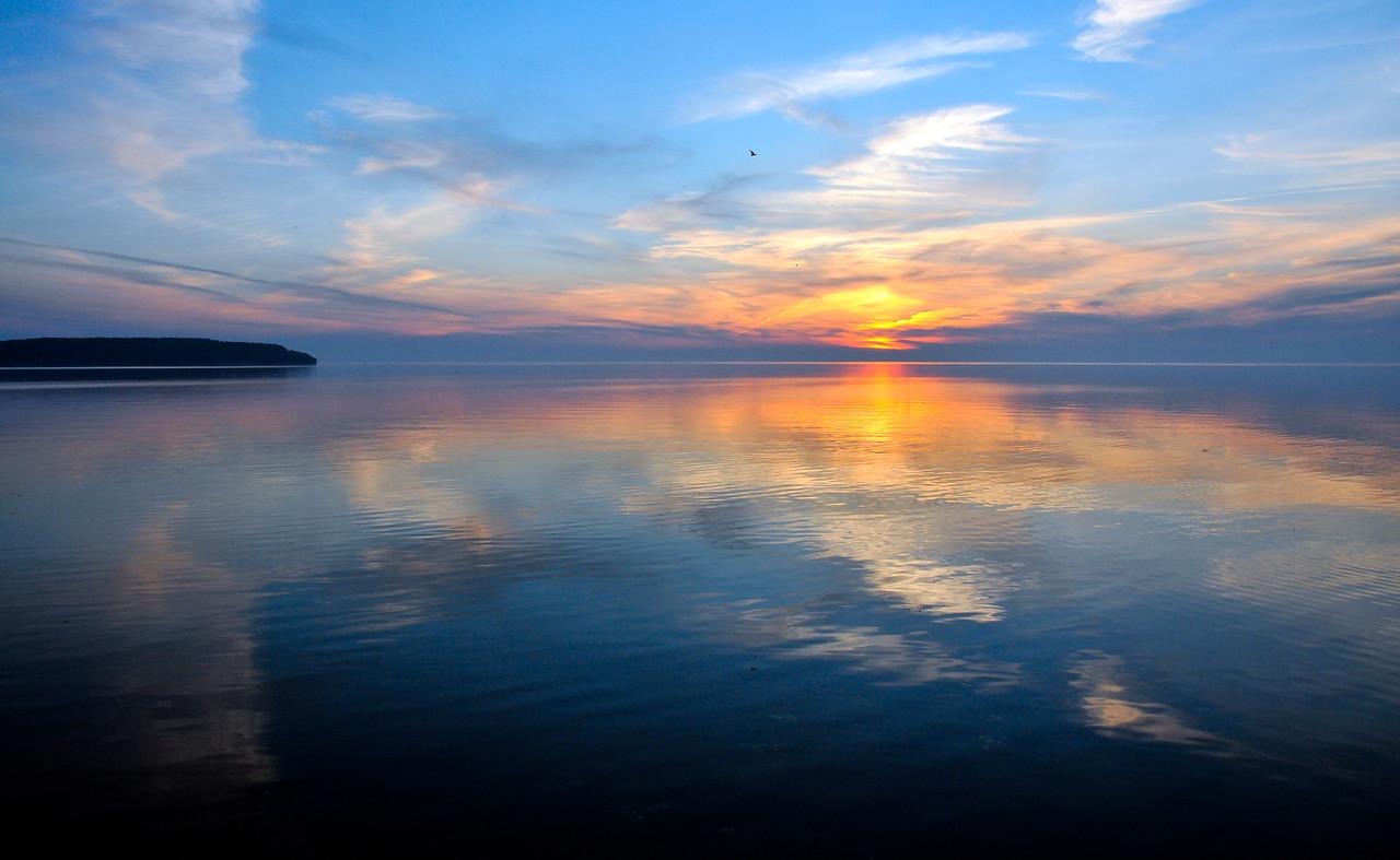 Garrett Bay Sunset 2