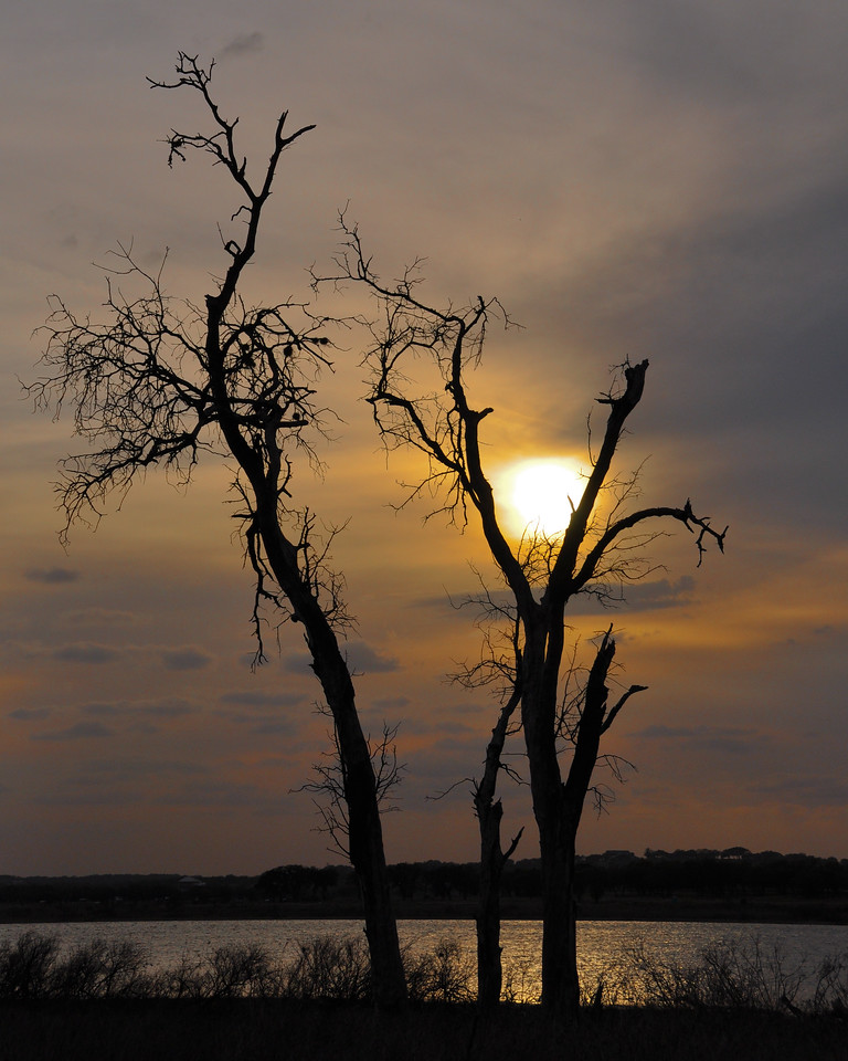 Canyon Lake Sunset