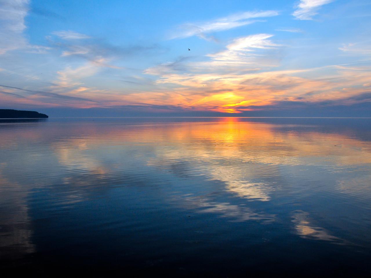 Garrett Bay Sunset