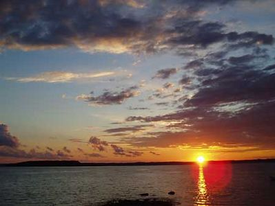 Sunsets by Traverse Bay