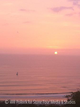 Sunsets of Tamarindo