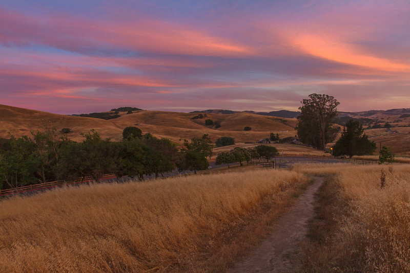 Putnam Park Sunset