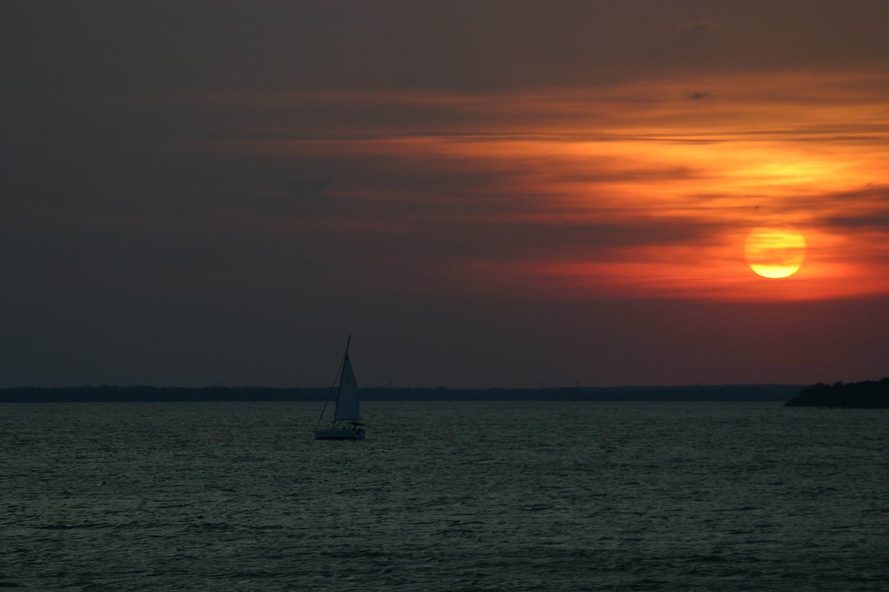 Sailing at Dusk #5