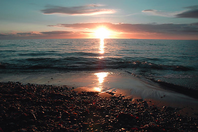 Whidbey Beach Sunset (8)