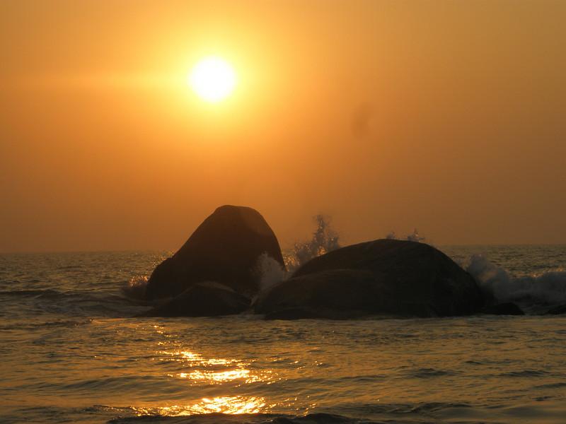 Taken at Agonda Beach, Goa