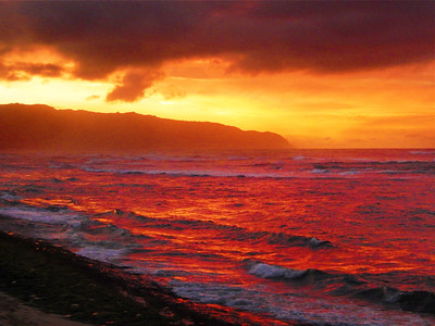 Waimea Bay, Oahu HI