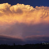 Storm approaches from the East Aug 19, 2012 Tucson, AZ