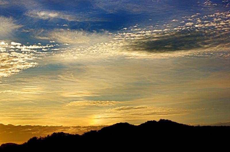 Sunsets over Wildwood