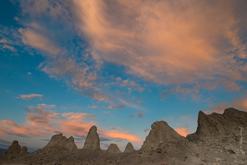 Trona Sunset