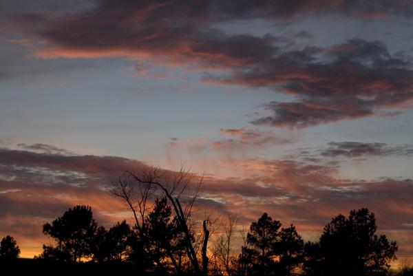 Sunset, Midwest City, OK