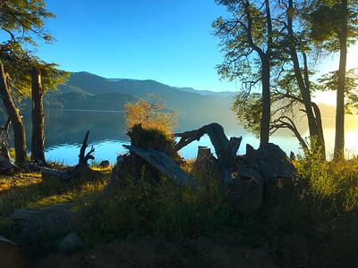 Lake Traful, Patagonia