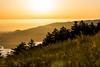 Sunset from Mount Tamalpais