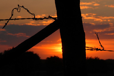Sunset - Marion, Kansas