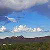 Skyline shot during storms August 27 2012, Tucson, AZ