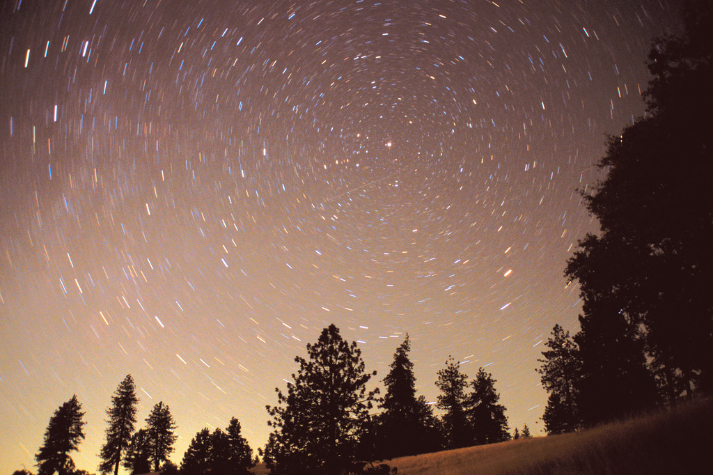 North Star and Leonids