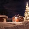 Christmastime in Skellefteå