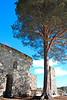 Sunne Church Ruins at Lake Storsjon, Near Ostersund, Sweden