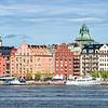 Colourful Stockholm Summer