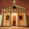 A Greek Temple or a Swedish Church?