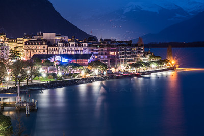 Montreux By Night