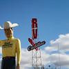 2nd Amendment Cowboy & Cadillac Ranch RV Park in Amarillo, TX