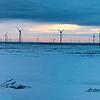Wind Turbines Outside Amarillo