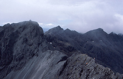 Looking north from Sgurr Mhic Coinnich