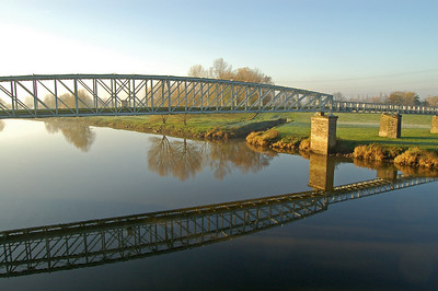 The River Trent from Dunham Toll Bridge